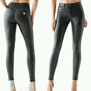 GUESS skinny medium rise ankle, emma fit
